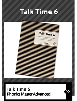 Talk Time 6Phonics Master Advanced